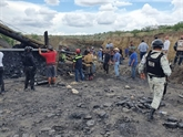 Mexique : un corps récupéré dans une mine effondrée la veille