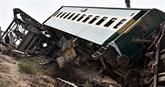 Pakistan : au moins 30 morts dans un accident de train