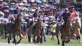 Course de chevaux traditionnelle de Bac Hà reconnue comme patrimoine immatériel