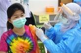 La Thaïlande va de l'avant avec un programme de vaccination de masse