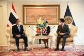 Les relations économiques Vietnam -Thaïlande sont florissantes