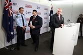 Coup de filet mondial grâce au noyautage de communications du crime organisé