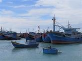 Poursuite de la lutte contre la pêche INN