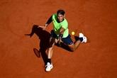 Roland-Garros : Nadal à propulsion, Djokovic à réaction