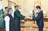 Le Vietnam souhaite dynamiser sa coopération avec le Pakistan