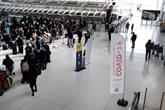 Réouverture des frontières : Washington assouplit son avertissement aux voyageurs