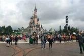 Disneyland Paris qui n'ouvrira que le 17 juin s'attelle aux derniers préparatifs