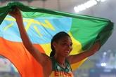 Athlétisme : le record du 10.000m féminin battu pour la 2e fois en deux jours
