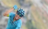 Cyclisme : Lopez, premier Colombien au sommet du Ventoux