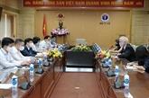 Le ministère de la Santé travaille avec des ambassadeurs sur les vaccins