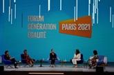 Macron et Guterres inquiets d'un recul des droits des femmes dans le monde