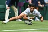 Wimbledon : Djokovic au troisième tour, Monfils en trois jours