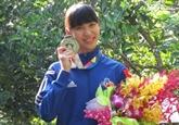 Taekwondo : le rêve olympique devenu réalité pour la championne Kim Tuyên