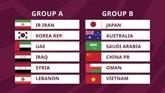 Mondial 2022 : le Vietnam avec la Chine et le Japon
