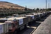 L'ONU renouvelle le mécanisme d'aide humanitaire transfrontalière pour 12 mois