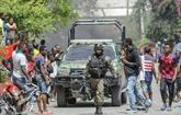 Haïti demande à Washington et à l'ONU l'envoi de troupes pour sécuriser le pays
