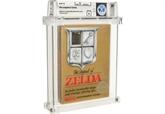 Une cartouche du jeu vidéo Zelda vendue 870.000 USD