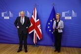 Brexit : l'UE réclame 47,5 milliards d'euros au Royaume-Uni, qui conteste