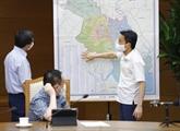 Hô Chi Minh-Ville consolide son bouclier anti-COVID-19