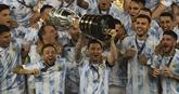 Copa América : Messi enfin couronné avec l'Argentine en terrassant le Brésil