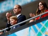 Euro : le prince William, des milliers de tifosi et un homme généreux à Wembley