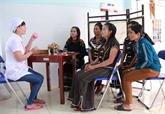 Le Vietnam assure des services de santé reproductive pendant la crise sanitaire