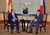 Le Vietnam félicite les Philippines pour les 45 ans de liens diplomatiques