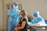 Le COVID-19 poursuit sa progression au Vietnam avec 1.953 nouveaux cas