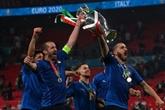 Euro : l'éternelle Italie sacrée, le rêve des Anglais brisé