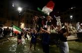 Euro : Campioni ! L'Italie s'embrase pour fêter son sacre et oublier la pandémie