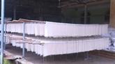 Le village du vermicelle de riz de Thang Long, un produit à valoriser