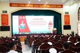 Cérémonie marquant le départ de la délégation militaire du Vietnam participant aux