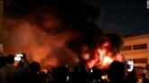 Irak : 36 morts dans un incendie dans un hôpital traitant des patients atteints de COVID-19