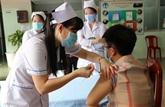 Plus de 3,78 millions de personnes au Vietnam vaccinées