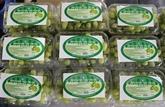 Les raisins verts de Ninh Thuân sont vendus sur la plate-forme d'e-commerce Sendo