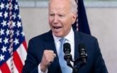 Biden accuse les républicains de