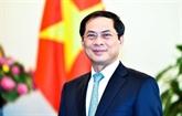 Le ministre des Affaires étrangères assiste à une réunion du Mouvement des non-alignés