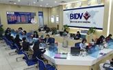 Liste des dix plus prestigieuses banques commerciales du Vietnam