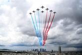 Défilé militaire à Paris pour la Fête nationale, malgré le variant