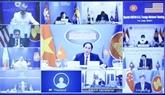 ASEAN - États-Unis : les ministres des AE convenus de promouvoir la coopération