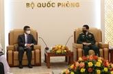 Le Vietnam et l'Indonésie renforcent leur coopération en matière de défense