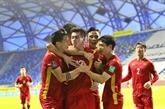L'équipe nationale du Vietnam disputera les éliminatoires de la Coupe du monde à domicile