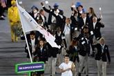 JO-2020 : l'équipe olympique des réfugiés, une