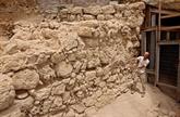 Des archéologues dévoilent de nouvelles portions de la muraille de Jérusalem