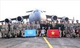 Le ministère de la Défense fait le bilan du travail de la diplomatie de défense