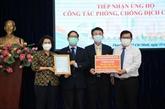 Consulats généraux et entreprises étrangères soutiennent la lutte anti-COVID-19