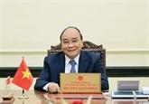 Les présidents vietnamien et indonésien saluent les progrès des liens bilatéraux