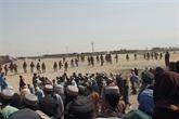 Afghanistan : cessez-le-feu entre responsables locaux et talibans dans une province