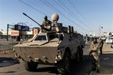 Le bilan s'alourdit, calme relatif à Johannesburg où l'armée s'est déployée