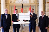 Allemagne : le Land de Hesse et le groupe Messer soutiennent le Vietnam